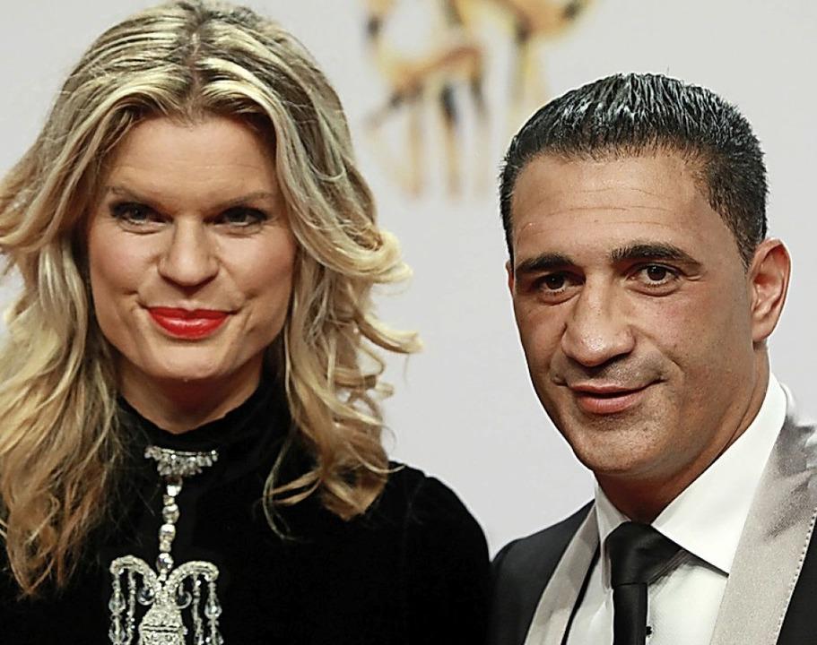 Janina Otto und Ismail Özen-Otto  | Foto: Jörg Carstensen (dpa)