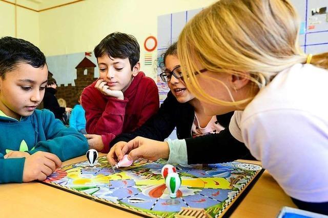 Neue Grundschulkinder drängen in Freiburg auf die Warteliste für Betreuungsplätze