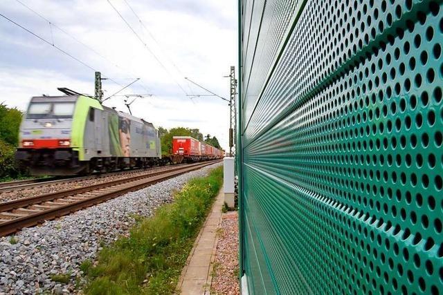 Deutsche Bahn stellt Pläne für Riegel vor