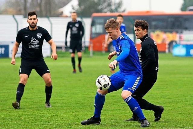 Der Aufsteiger SV Rust hat viel Potenzial