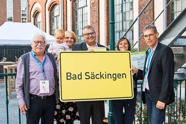 Bad Säckingen handelt noch fairer als Nürnberg und Leipzig