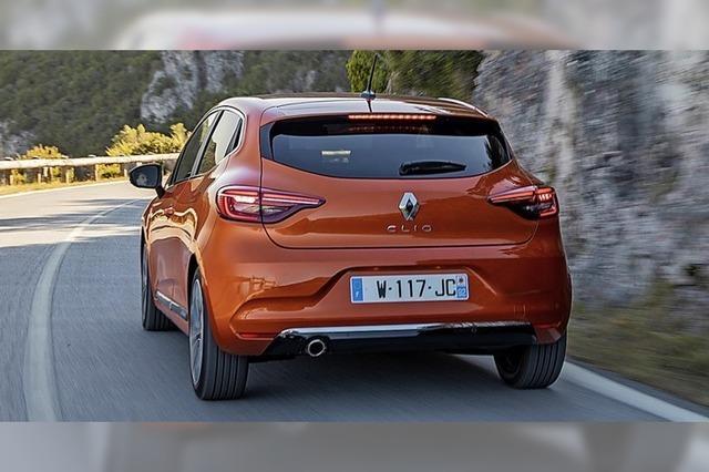 Klein geblieben, groß geworden: Die fünfte Generation des Renault Clio ist da