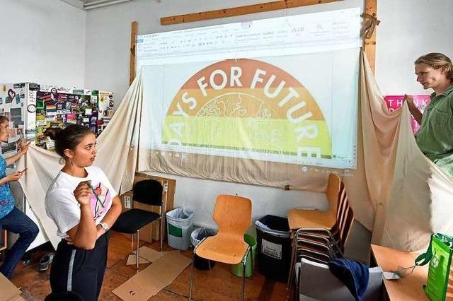 Am Samstag startet die Freiburger Klima-Aktionswoche