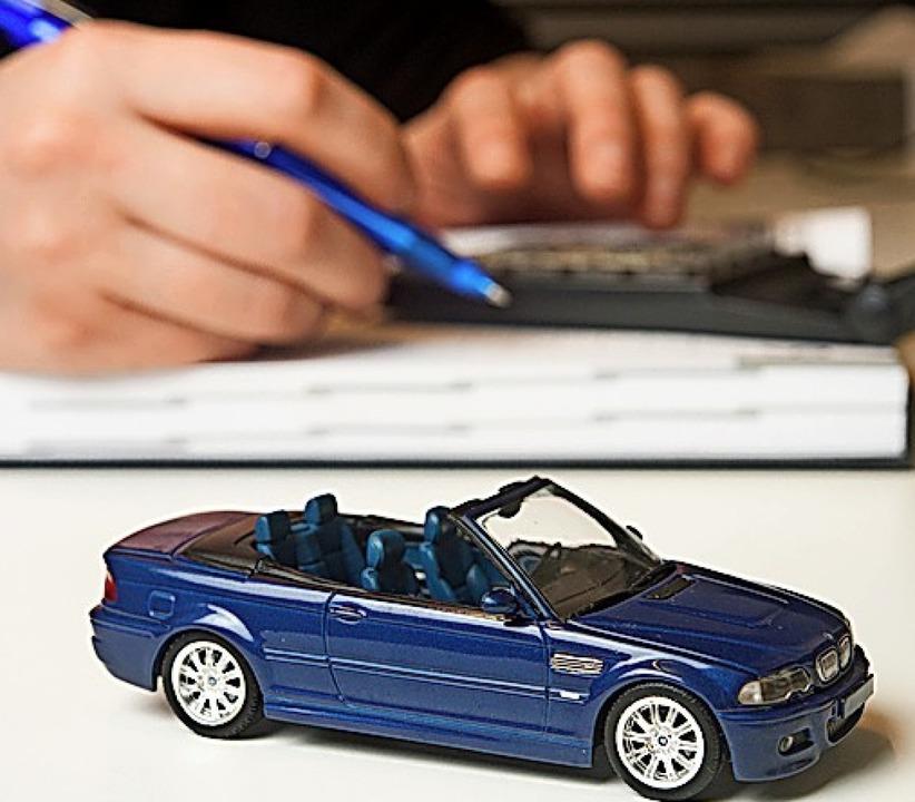 Die Typklasse hat Folgen für die Kosten der Versicherung.  | Foto: Robert Günther (dpa)