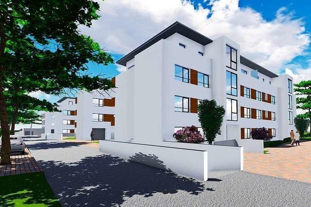 In Weil am Rhein-Haltingen entsteht neues Wohneigentum