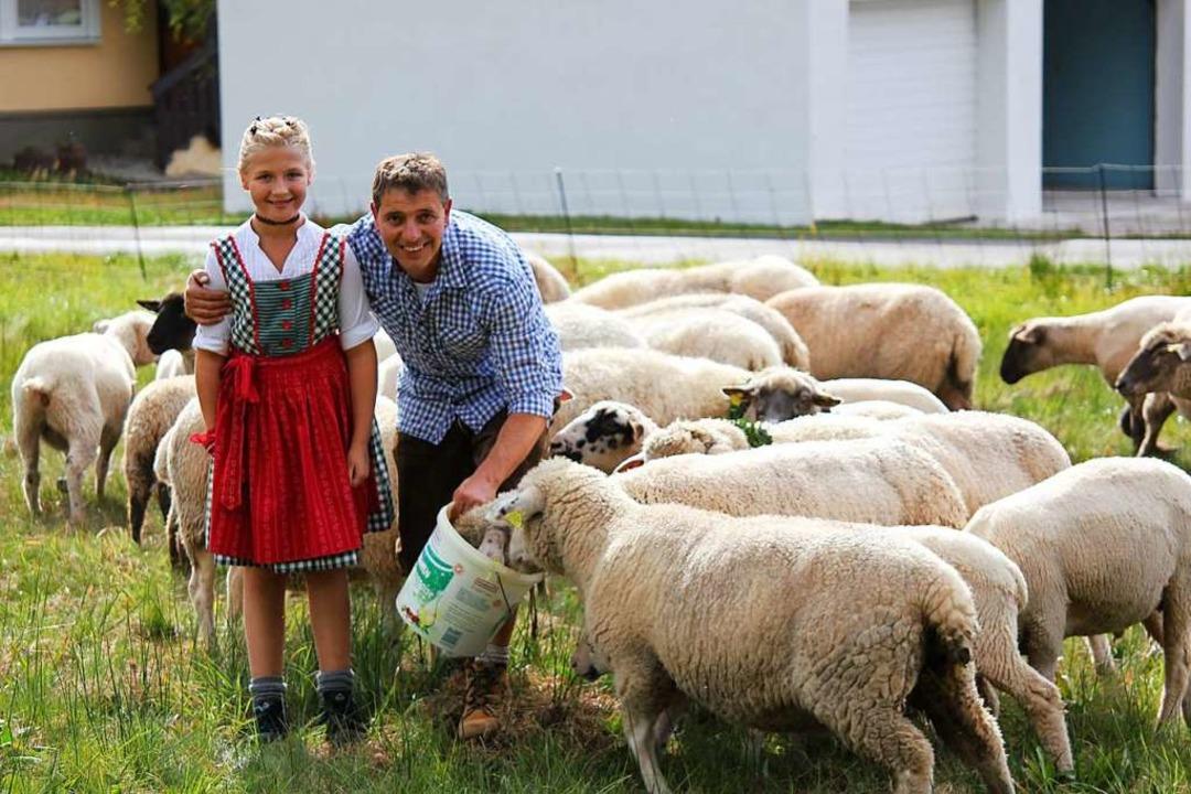 Ralf Kürner (rechts) ist Initiator des...ebs in Eisenbach-Bubenbach am Samstag.  | Foto: Gert Brichta