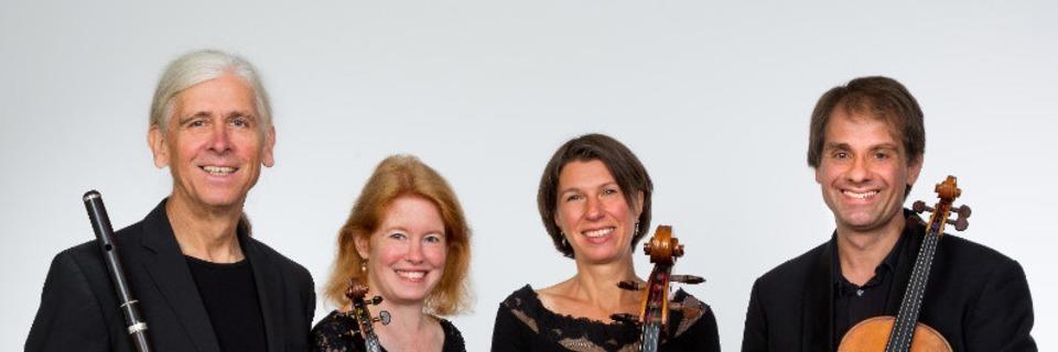 Das Ardinghello-Quartett konzertiert im Hofgut Rössle