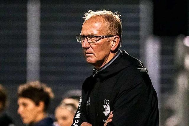 Einst SC-Profi, heute Trainer in Wittlingen: Werner Reich, ein Mann der ruhigen Kugeln