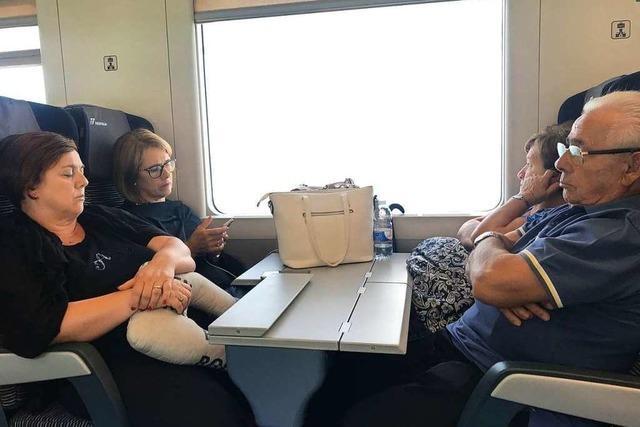 Vom Versuch, das wundersame Italien bei einer Zugfahrt besser zu verstehen