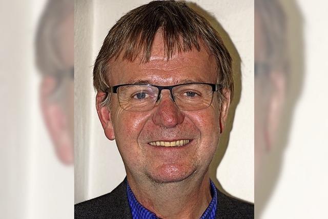 Karl Weiß ist jetzt erster Stellvertreter