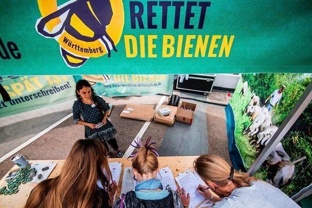 Gemeinderat Binzen ist gegen Volksbegehren