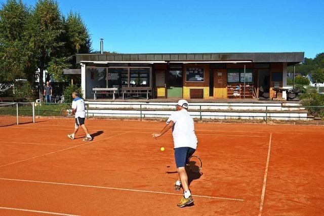 Der SV Schopfheim verliert seine Tennis-Abteilung
