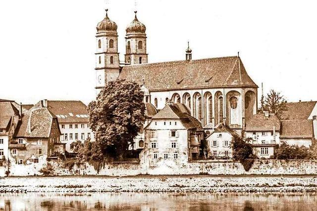 Historischer Kalender zeigt Bad Säckingen, wie es früher ausgesehen hat