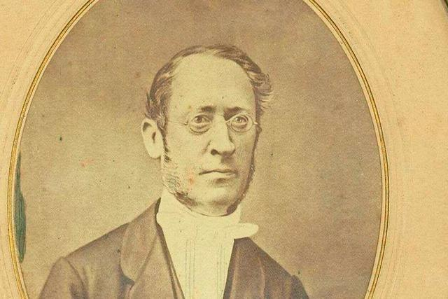 Pfarrer Reinhard Schellenberg ist die vergessene Person der 1848er-Revolution