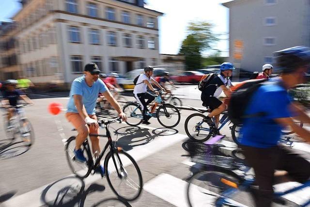Liebe Radfahrer: Bitte nehmt mehr Rücksicht
