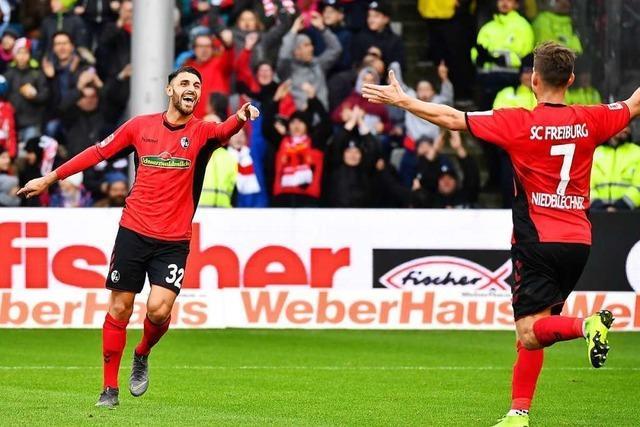 Liveticker zum Nachlesen: SC Freiburg – FC Augsburg 1:1