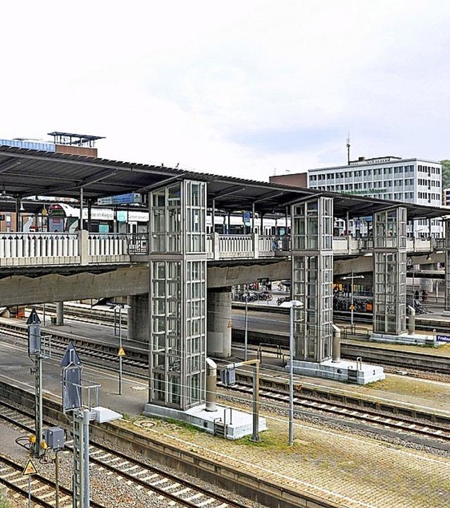 Die Sanierung der Stadtbahnbrücke beginnt dieses Jahr.  | Foto: Jens Kitzler