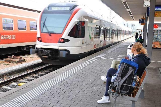 Land beteiligt sich am Bahnanschluss des Euroairports