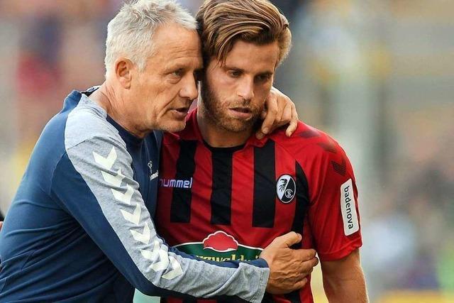 Lucas Hölers technisch anspruchsvoller Treffer reicht nicht für drei Punkte