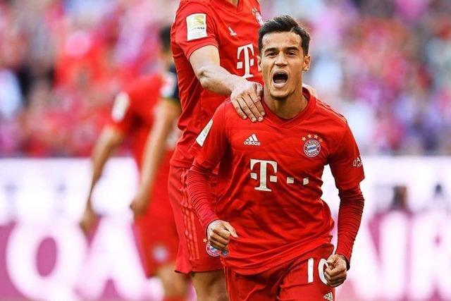 Bayern gewinnt und schnappt Freiburg die Tabellenführung weg