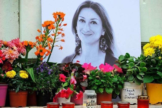 Malta ordnet Untersuchung zum Mord an Journalistin an
