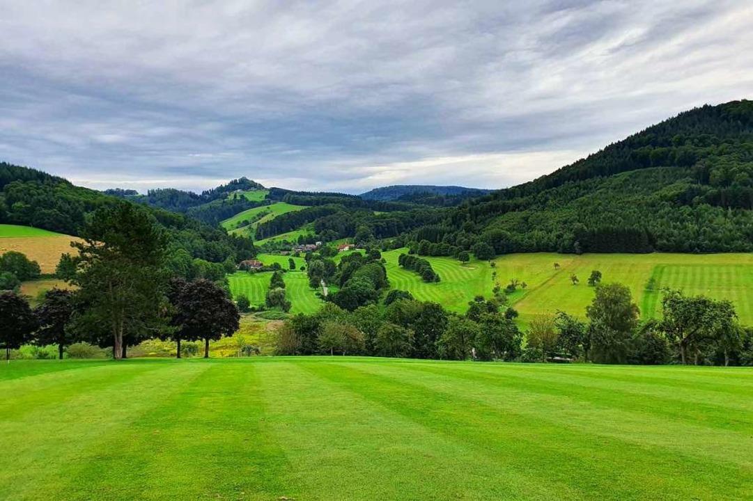 Der Golfplatz im Greutertal muss in Teilen umgestaltet werden.    Foto: Karl Kovacs
