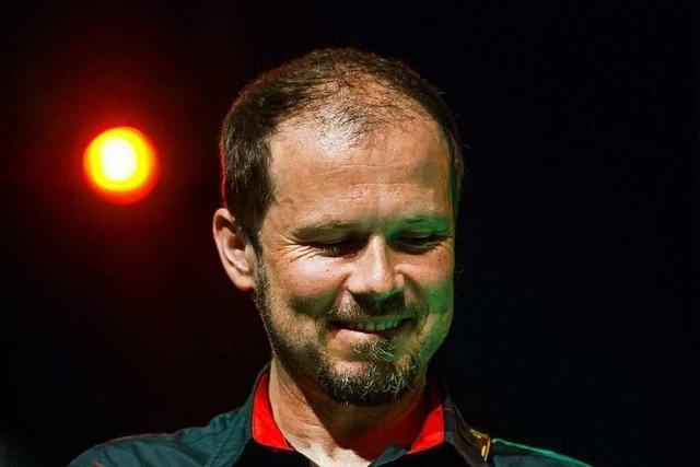 Christian Dietkron ist einer der versiertesten und vielseitigsten Gitarristen der Region