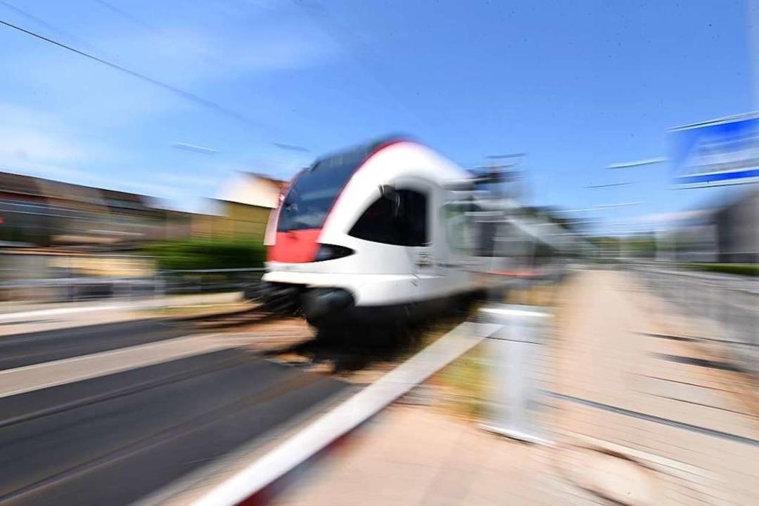 Das Land zieht mit beim Ausbau der S-Bahn.  | Foto: Jonas Hirt