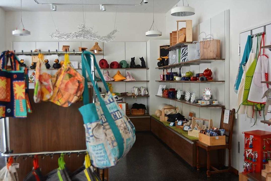 Die Fläche des bisherigen Werkstattladens wird in Zukunft zum Café gehören.  | Foto: Danielle Hirschberger