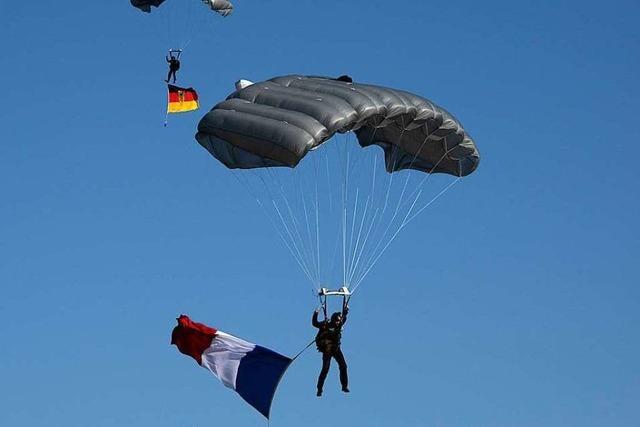 Gut besuchter Tag der offenen Tür der Deutsch-Französische Brigade