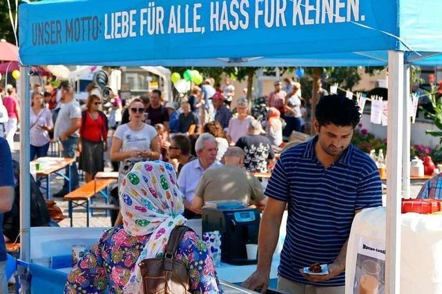 Fotos: Begegnungsfest in Bad Krozingen – Zusammen sind wir Heimat