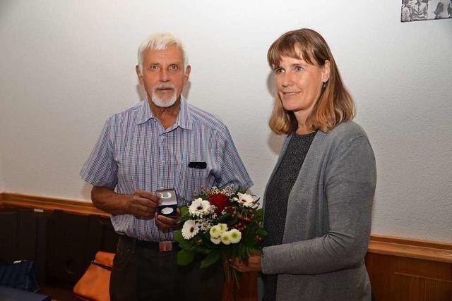 Willy-Brandt-Medaille für Lothar Menges