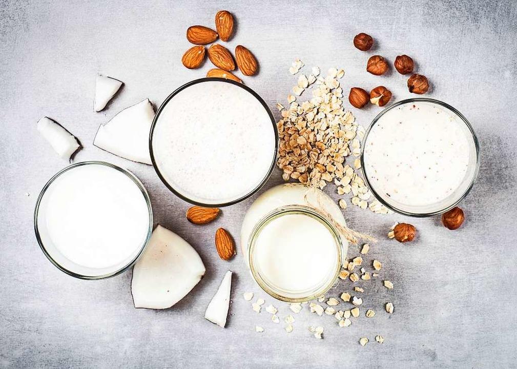 Günstig und gesund sind selbst gemacht...en Saaten, Nüssen  und Getreidesorten.    Foto: Nadia-nb/adobe.com