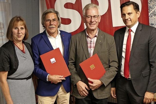 SPD feiert 100 Jahre