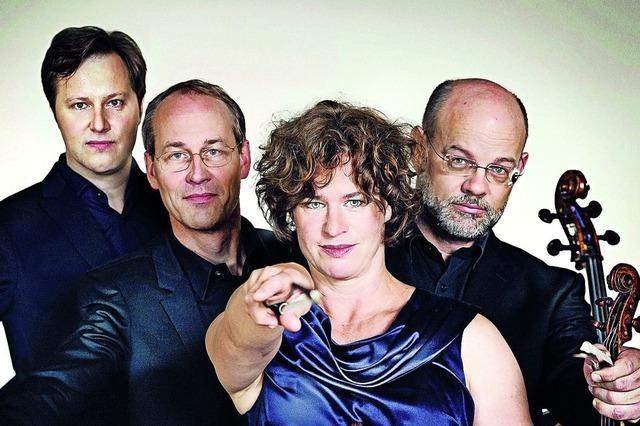 Mandelring Quartett in Müllheim