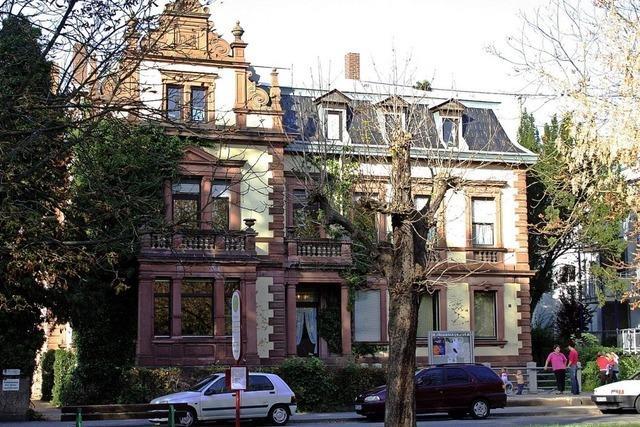 In die Schindler-Villa soll neue Kita einziehen