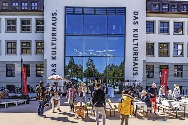Das Kulturhaus Kehl ist eröffnet