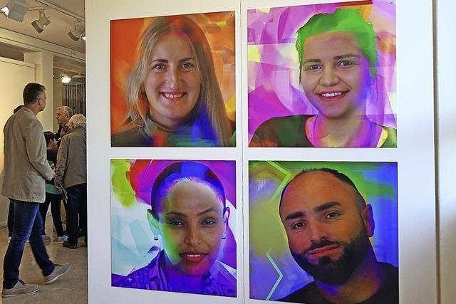 Die Gesichter der Volkshochschule
