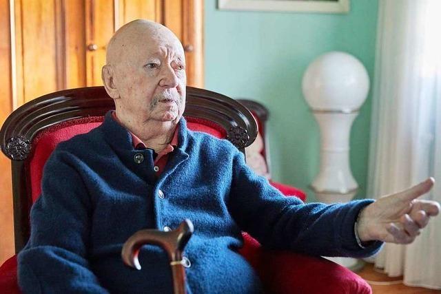 Der Dichter Günter Kunert ist tot