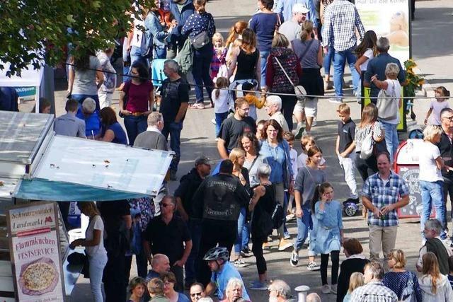 Rund 20 000 Besucher bei der Leistungsschau in Neustadt