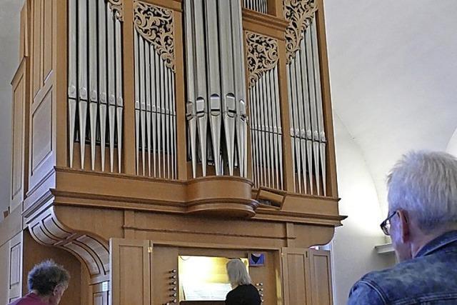 Überraschendes von den Orgeln