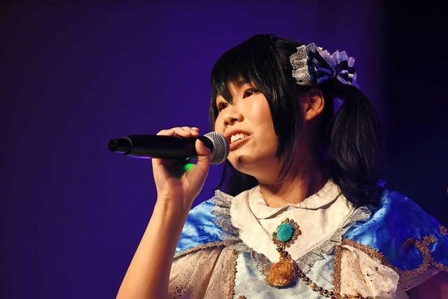 Beim Anime-Festival im Bürgerhaus Zähringen treffen sich Fans der japanischen Kultur