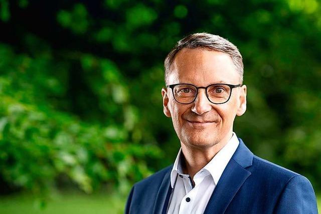 Markus Ibert liegt im ersten Wahlgang vorne