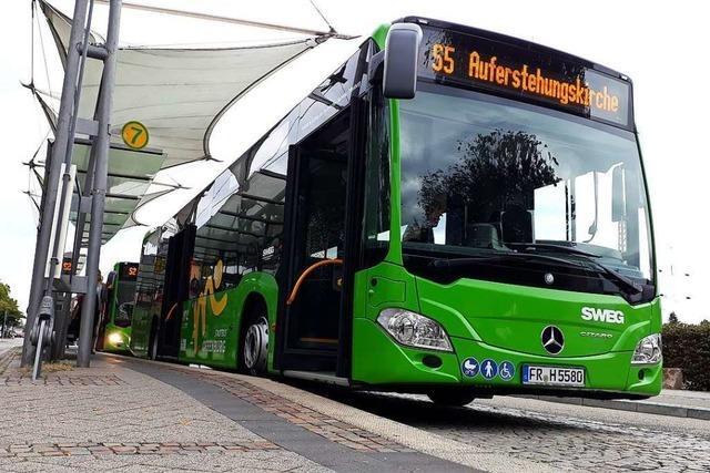 Offenburgs Oberbürgermeister will ein Ein-Euro-Busticket einführen