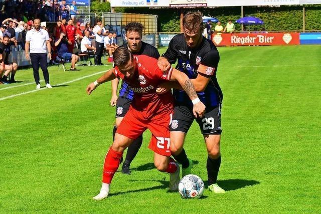 Niederlage des Bahlinger SC mit juristischem Nachspiel?
