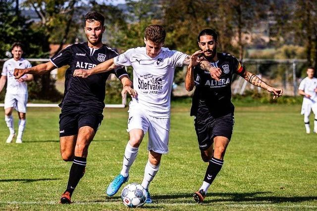 Schmerzhafter 5:2-Sieg für FC Wittlingen: Hund beißt Kapitän