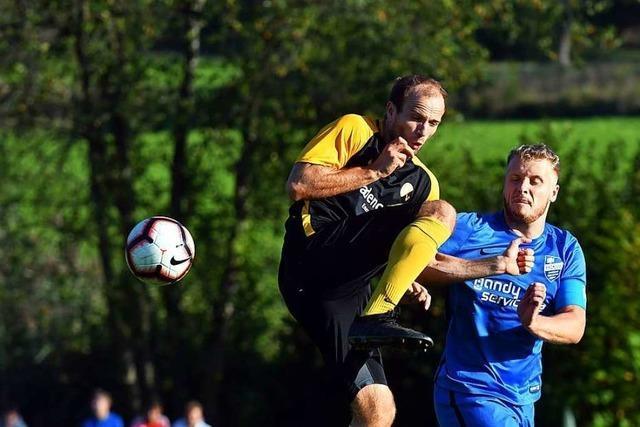 SV Oberschopfheim gelingt Krisenbewältigung im Derby