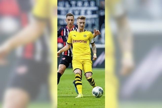 BVB verspielt zwei Punkte