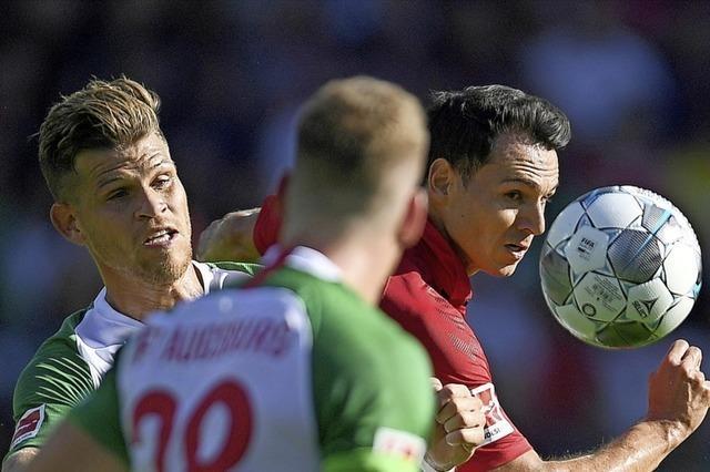 Freiburgs Kicker sind Spitzenreiter für 16 Minuten