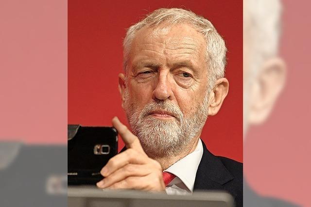 Labour streitet auf dem Parteitag